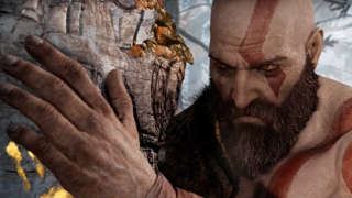 The First 9 Minutes Of God Of War PS4