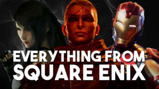 Every Big Square Enix Game And Announcement At E3 2019