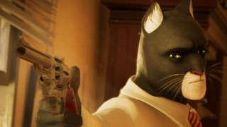 Blacksad: Under The Skin - 14 Minutes Of Cat Detective Gameplay