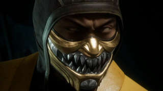 Mortal Kombat 11 - Scorpion Character Customization Gameplay