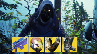 Destiny 2 - Where Is Xur? Exotic Vendor Location & Gear Guide (May 17 - 21)