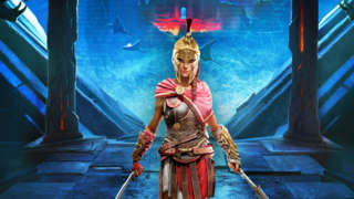 Assassin's Creed Odyssey Fate Of Atlantis: 10 Minutes Of Combat and Exploration