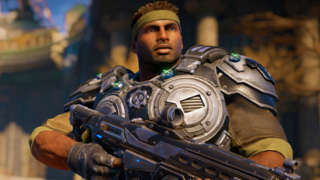 Gears 5 - Intro Story Full Tutorial Gameplay (Tech Test)