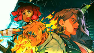 Streets of Rage 4: New Character And Stages Gameplay | PAX West 2019