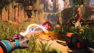 Journey To A Savage Planet Co-op Gameplay | PAX West 2019