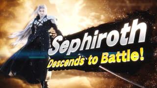 Super Smash Bros. Sephiroth Reveal Trailer | Game Awards 2020