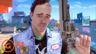E3 2014: Sunset Overdrive Trailer at Microsoft Press Conference