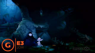 E3 2014: Ori and the Blind Forest Trailer at Microsoft Press Conference