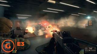 E3 2014: Battlefield Hardline Trailer at Sony Press Conference