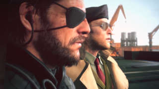 Metal Gear Solid V: The Phantom Pain Trailer from TGS 2014