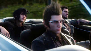 Final Fantasy XV TGS 2014 Trailer - TGS 2014