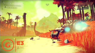 E3 2014: No Man's Sky Gameplay Trailer at Sony Press Conference