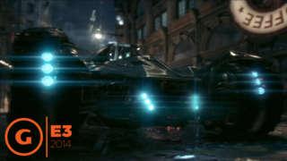 E3 2014: Batman: Arkham Knight Gameplay Trailer at Sony Press Conference