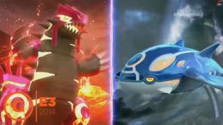 E3 2014: Pokemon Omega Ruby and Alpha Sapphire Trailer at Nintendo Press Conference