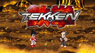 The History Of Tekken In 8-Bit