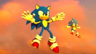 Sonic Forces - Custom Hero Trailer