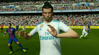 FIFA 18 Switch Gameplay