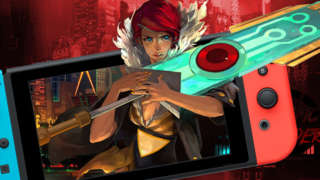 Transistor On Nintendo Switch - 11 Minutes Of Gameplay | PAX West 2018