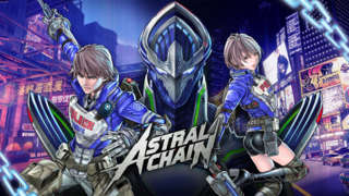 E3 2019: Astral Chain Gameplay Video Shows Hectic Action And Sci-Fi Story