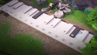 Fortnite - Find The Sheet Music And Pianos Challenge (Season 6, Week 6)