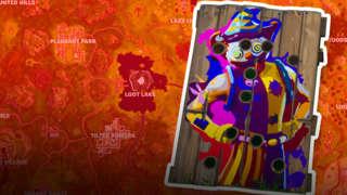 Fortnite Carnival Clown Board Locations - Season 6, Week 9