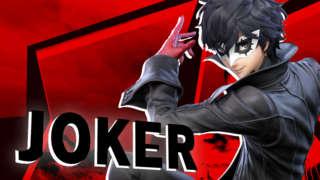 Super Smash Bros Ultimate - Joker Gameplay