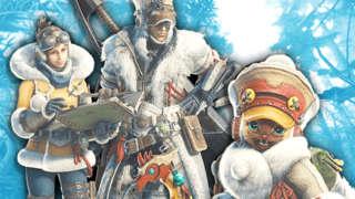 Monster Hunter World: Iceborne - New Beasts In A New Land | E3 2019