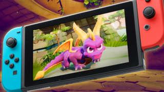 E3 2019: Spyro Reignited Trilogy Coming To Switch, Nintendo Announces