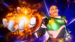 Marvel vs. Capcom: Infinite - Sigma/Black Panther vs. Monster Hunter/Captain Marvel Full Match Gameplay
