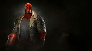 Injustice 2: Official Hellboy Moveset And Breakdown
