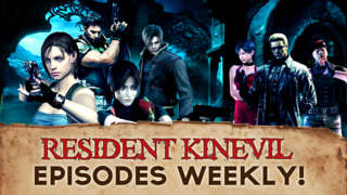 Resident Evil ENTIRE SERIES Playthrough! Introducing Resident Kinevil