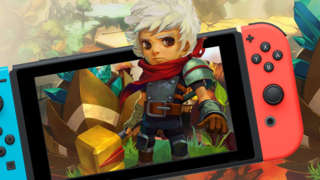 Bastion On Switch - 12 Minutes of Gameplay | PAX West 2018