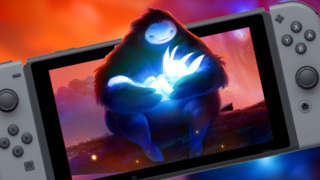Ori And The Blind Forest Running On Nintendo Switch | PAX West 2019