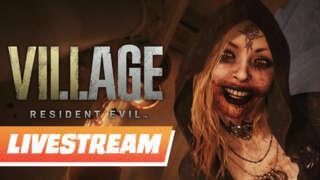 Resident Evil Village - Early Hours Livestream