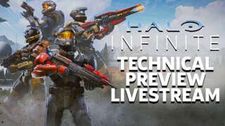 Halo Infinite Technical Preview Livestream