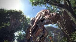 13 Minutes of Monster Hunter World Gameplay