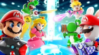 Mario + Rabbids Kingdom Battle - PvP Multiplayer Gameplay