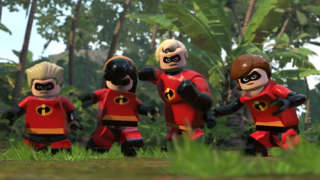 14 Minutes of LEGO The Incredibles Gameplay