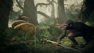 Ancestors: The Humankind Odyssey - 10 Minutes Of New Gameplay