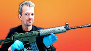 Firearms Expert Reacts To MORE Battlefield 4 Guns