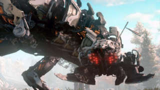Horizon: Zero Dawn - Robotic T-rex Batte