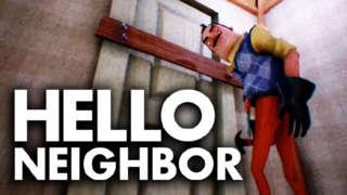 Hello Neighbor - Alpha 2 Story Gameplay Trailer