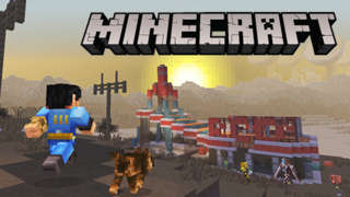 Minecraft: Console Edition - Fallout Mash-Up Pack Teaser Trailer