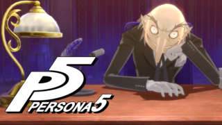 Persona 5 - Welcome To The Velvet Room Trailer