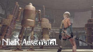 NieR: Automata - 3C3C1D119440927 DLC Gameplay
