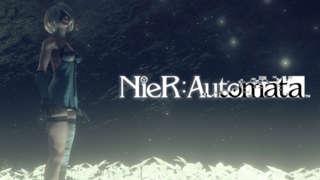 NieR: Automata - 3C3C1D119440927 CEO Boss Fight Trailer