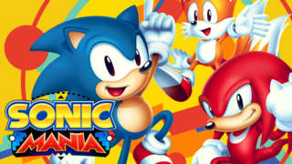 Sonic Mania - Official Pre-Order Release Date Trailer