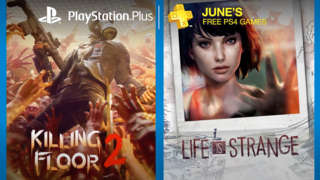 PlayStation Plus - Free PS4 Games Lineup June 2017