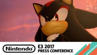 Sonic Forces Official Game Trailer - Nintendo E3 2017