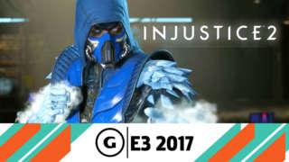 Injustice 2 - Official Sub-Zero Gameplay Trailer